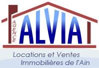 Logo ALVIA - agence immobilière de l'Ain
