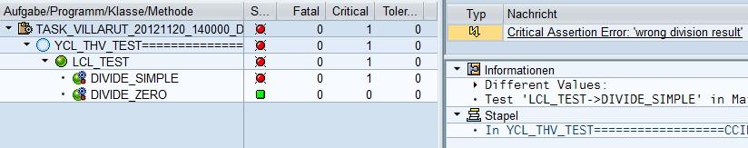 ABAP Unit Test